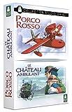 echange, troc Porco Rosso / Le Château ambulant - Coffret 2 DVD
