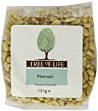 Tree Of Life Pinenuts 125 g (Pack of 2)
