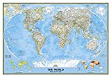 World Classic [Laminated] (National Geographic: Reference Map) (Reference - World)