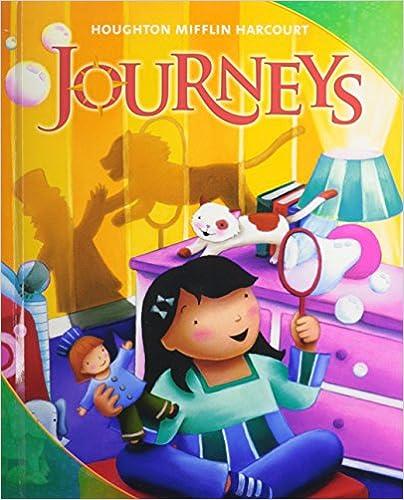 Journeys Books Grade 1 Harcourt Journeys Grade 1