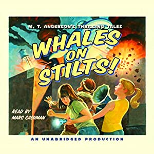 Whales on Stilts! Audiobook