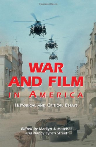 war and film in america historical and critical essays