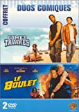 echange, troc Coffret Duos comiques 2 DVD : Gomez & Tavarès / Le Boulet