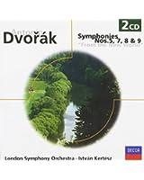 Dvorak symphonies nos.5, 7, 8
