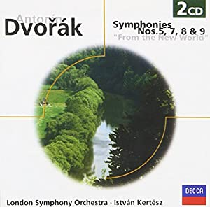 Dvorák: Symphonies Nos. 5, 7, 8, & 9 - From the New World