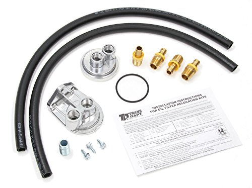 Trans-Dapt 1127 Oil Filter Relocation Kit (2002 Explorer Lift Kit compare prices)