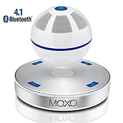 Billion Ways Floating Speaker Bluetooth 4.1 Floating Sound MOXO X-1 Speaker Levitating Bluetooth Speaker NFC Iphone Samsung HTC Ipad Tablet PC