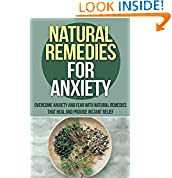 Jennifer Amy (Author), Natural remedies for anxiety (Editor), natural anxiety remedies (Foreword), anxiety panic attacks (Illustrator)  (7)  Download:   $2.99