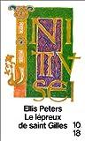echange, troc E. Peters - Le Lépreux de Saint-Gilles