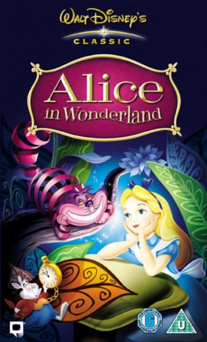 Alice In Wonderland [VHS] [1951]
