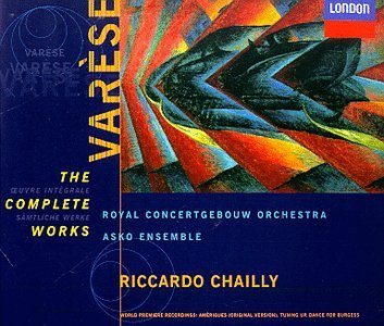 Varèse: The Complete Works