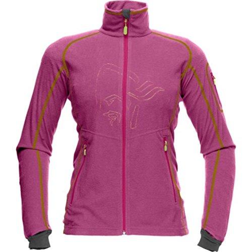 Damen Jacke Lofoten Warm1 Purple Haze S