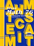 Math 76: An Incremental Development