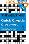 The Times Quick Cryptic Crossword boo...
