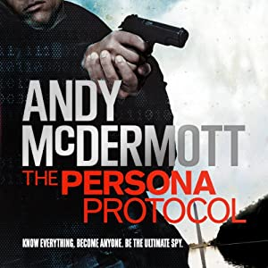The Persona Protocol | [Andy McDermott]