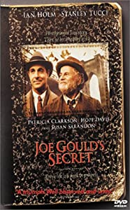 Joe Gould's Secret (Widescreen)