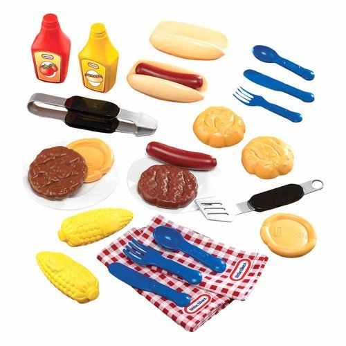 Little Tikes Backyard Barbeque Grillin\' Goodies