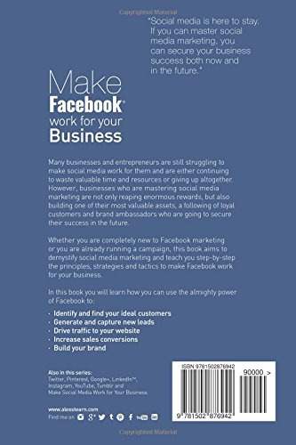 how to make facebook for your business