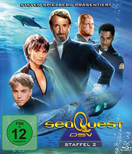 SeaQuest DSV - Die komplette 2. Staffel [Blu-ray]