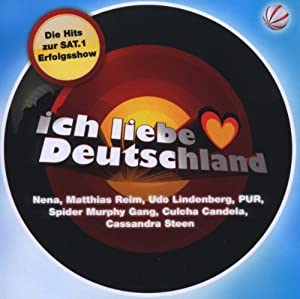 ich liebe deutschland music. Black Bedroom Furniture Sets. Home Design Ideas