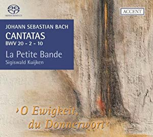 Johann Sebastian Bach: Kantaten BWV 20 / 2 / 10 (Kantaten für das Kirchenjahr Vol. 7)