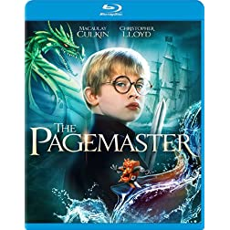 The Pagemaster [Blu-ray]