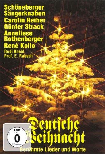 Deutsche Weihnacht - Berühmte Lieder und Worte