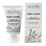 Acure Night Cream 1.75 Fl Oz - NEW Larger Size