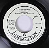 nePenthe 45 RPM Slow It Down / Good Morning Baby