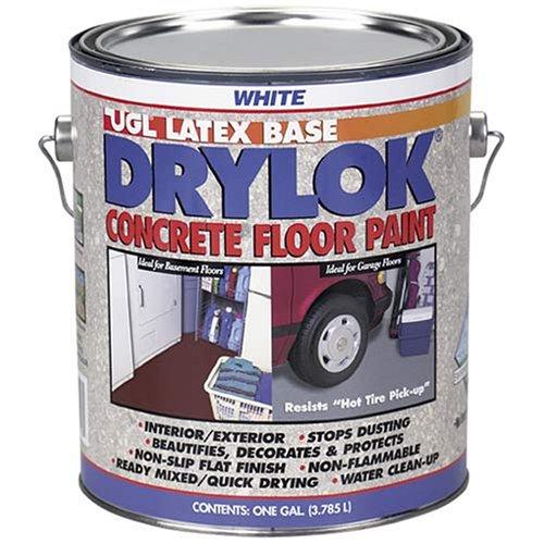 Drylok Concrete Floor Paint Latex Interior Exterior Tint
