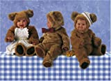 Schmidt Anne Geddes Teddy Bears Jigsaw(1000 Pieces)