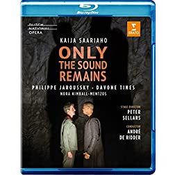 Saariaho: Only the Sound Remains [Blu-ray]