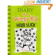 Jeff Kinney (Author)   119 days in the top 100  (759)  Buy new:  $13.95  $6.98  110 used & new from $6.23