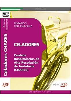 Celadores de Centros Hospitalarios de Alta Resolución de