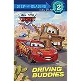Driving Buddies (Step into Reading) (Cars movie tie in) ~ Apple Jordan