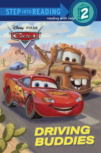Cars: Driving Buddies (Step Into Reading. Step 2)