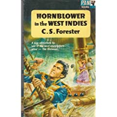 Hornblower in the West Indies cover
