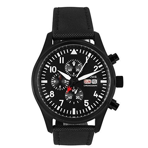 Whatswatch-42mm-Parnis-PVD-pilotaviator-chronograph-quartz-mens-watch-PA-01199