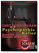 Psychopathic Killer by Chet Cunningham, (Scream Series, Book 1) from Books In Motion.com