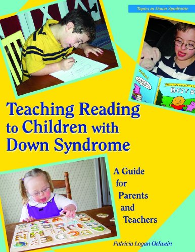 Teaching Reading to Children With Down Syndrome: A Guide...