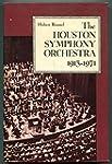 Houston Symphony Orchestra, 1913-71