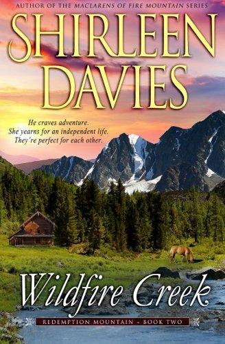 Wildfire Creek (Redemption Mountain) (Volume 2)