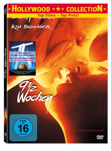 Nine 1/2 Weeks [DVD] [Import]