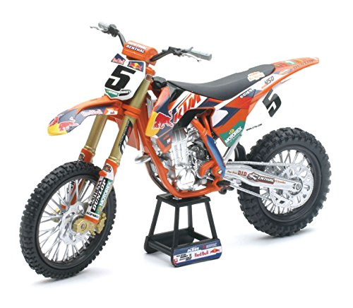 MOTO KTM 450 SX F RED BULL RACING TEAM RYAN DUNGEY 1/6� (Die Cast Dungey Red Bull compare prices)