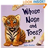 Whose Nose and Toes?