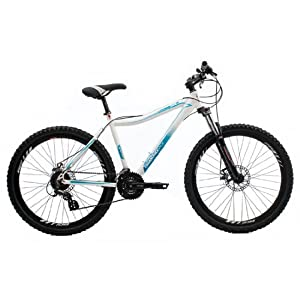 Diamondback Peak Women's Specific 24 Speed Front Suspension, Dual Disc, Alloy Mountain Bike - 2012 Model