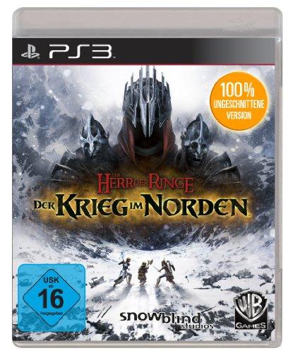 Der Herr der Ringe: Der Krieg im Norden - [PlayStation 3]