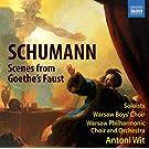 Schumann : Sc�nes du Faust de Goethe