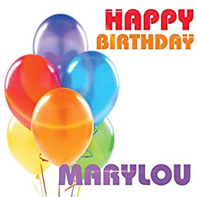 Amazon.com: Happy Birthday Marylou: The Birthday Crew: MP3 Downloads