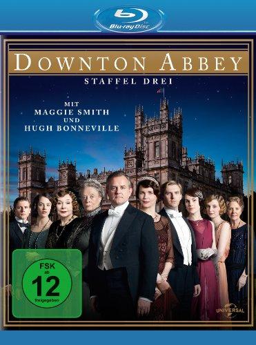 Downton Abbey - Staffel 3 [Blu-ray]
